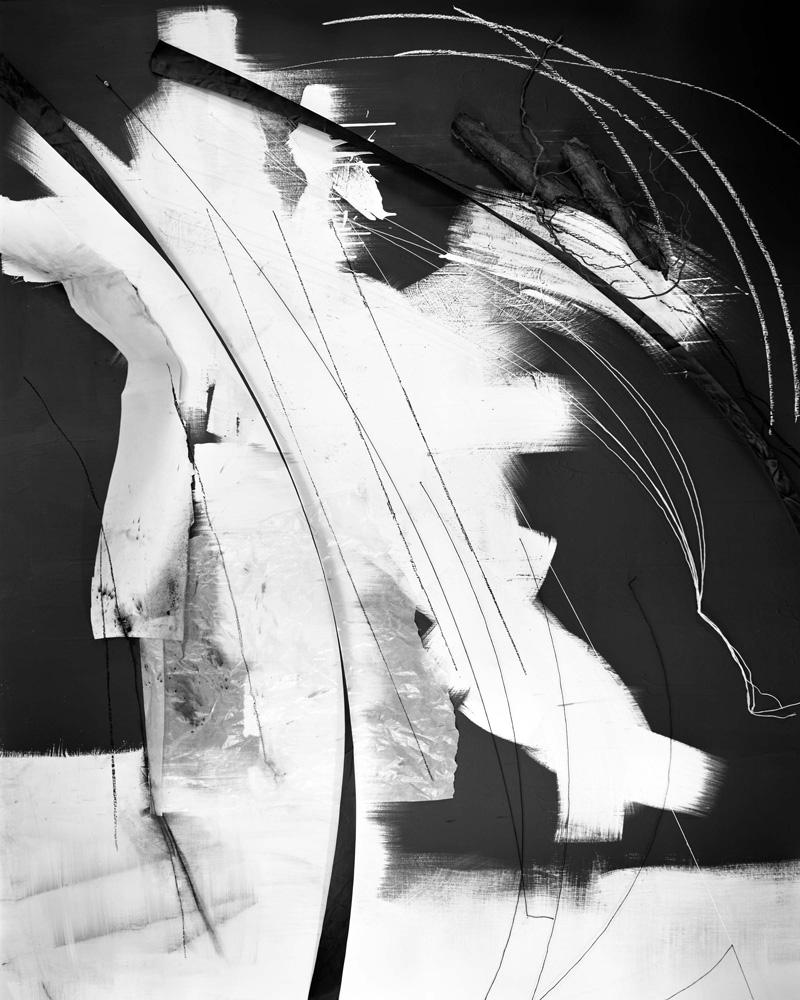 "Lauren Semivan<br /> <em>Anchor</em>, 2015<br /> Archival ink print<br /> 30 x 24""  Edition of 10<br /> 50 x 40""  Edition of 5<br />"