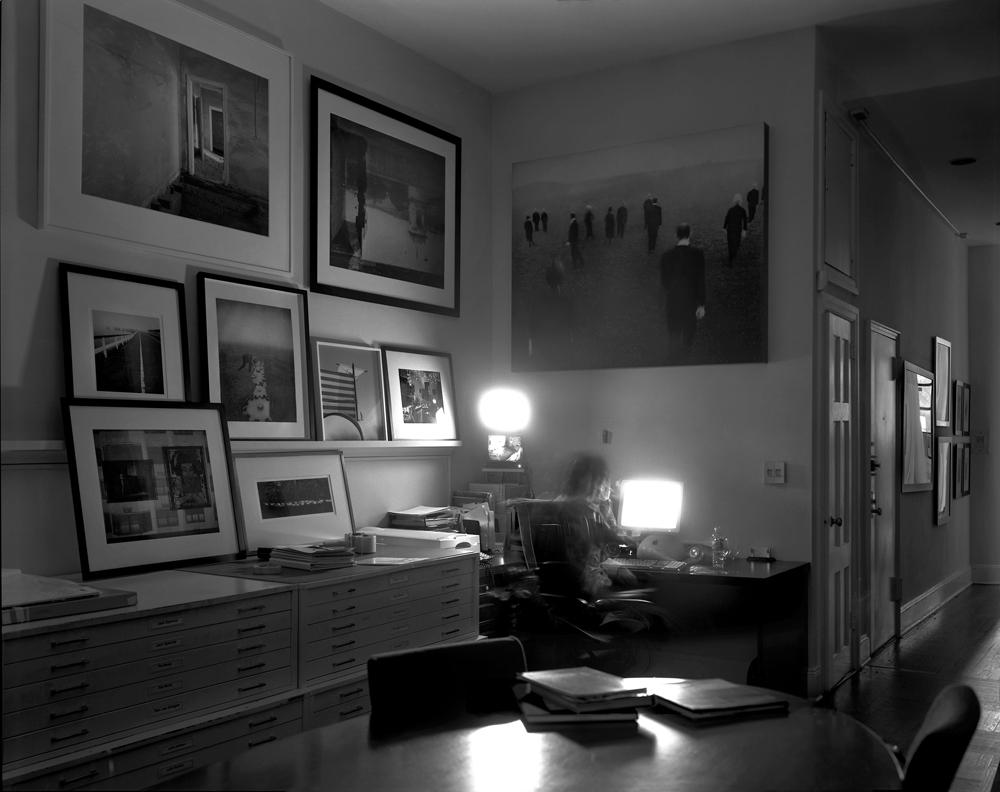 "Matthew Pillsbury<br /> <em>Thom Vogel Tuesday, December 2, 2003, 6:05-6:50pm</em><br /> Archival pigment ink prints<br /> 13 x 19"" Edition of 20<br /> 30 x 40"" Edition of 10<br /> 50 x 60"" Edition of 3"
