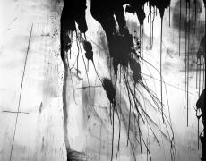 """Lauren Semivan<br /> <em>Glacier 2</em>, 2017<br /> Archival ink print<br /> 30 x 24""""  Edition of 10<br /> 50 x 40""""  Edition of 5<br />"""
