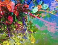 "Karine Laval<br /> <em>Untitled #46</em>from the<em>Heterotopia </em>Series, 2014<br /> Chromogenic print<br /> 48 x 72""  Edition of 5<br />"