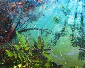 """Karine Laval<br /> <em>Untitled #11</em>, 2014<br /> Chromogenic print<br /> 30 x 30""""  Edition of 5<br />"""
